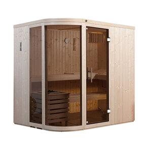 "Weka              Design-Sauna ""Sara 1"", 7,5 kW"