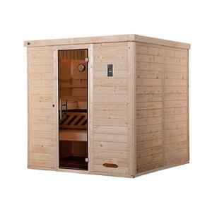 "Weka              Design-Sauna ""Kemi 4"", GT"