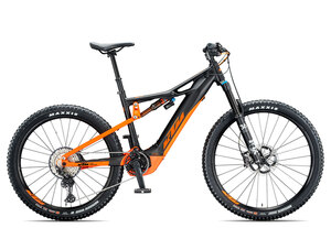 KTM MACINA KAPOHO 2971 2020 | 53 cm | black matt/orange