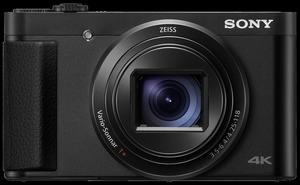 SONY Cyber-shot DSC-HX95 Zeiss NFC Digitalkamera, 18.2 Megapixel in Schwarz