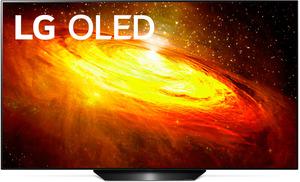 LG OLED65BX9LB,  OLED TV, Anthrazit