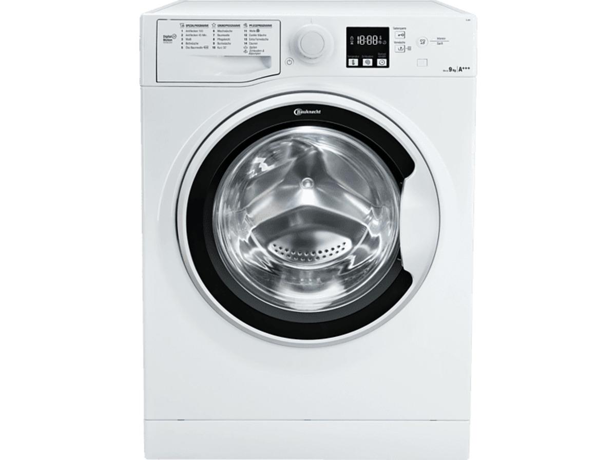 Bild 2 von BAUKNECHT FL 9F4 Waschmaschine mit 1400 U/Min. in Weiß