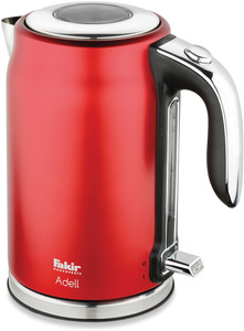 FAKIR 4002001 Adell Rouge Wasserkocher in Rot