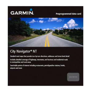 GARMIN City Navigator China NT – English microSD/SD Karte Kartenmaterial  in Schwarz