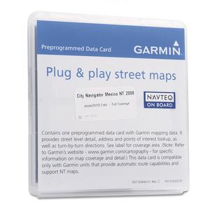 GARMIN City Navigator Mexico NT microSD/SD Karte Kartenmaterial  in Schwarz