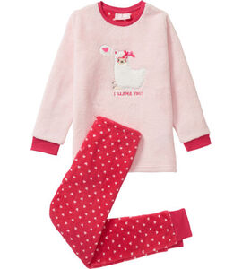 Kiki&Koko Fleece-Pyjama