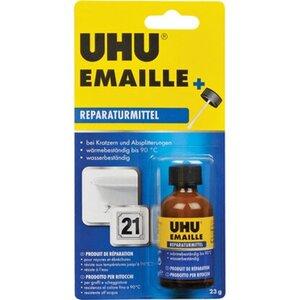 Uhu Emaille Reparaturmitttel Weiß 23 g