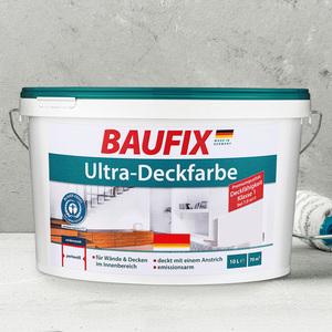 Baufix Ultra-Deckfarbe