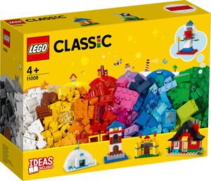 Lego Classic Bunte Häuser