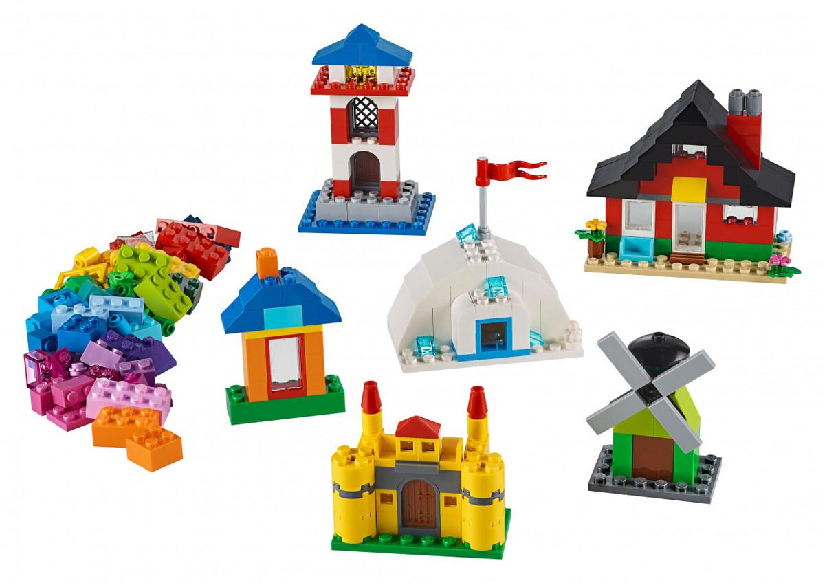 Bild 2 von Lego Classic Bunte Häuser