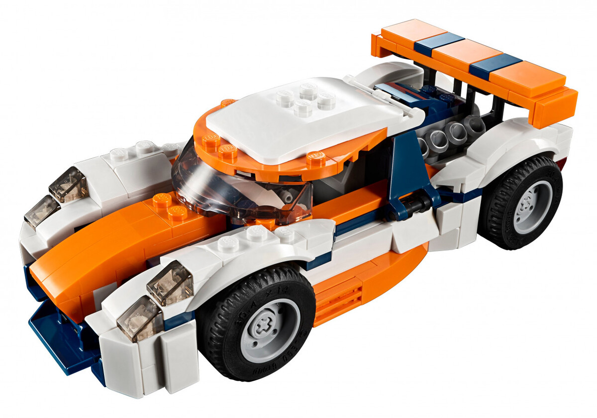 Bild 2 von Lego Creator Rennwagen