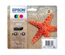 Bild 1 von EPSON T 603 Multipack (Cyan, Magenta, Gelb)