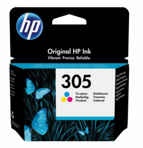 HP 305 Druckerpatrone, Farbe