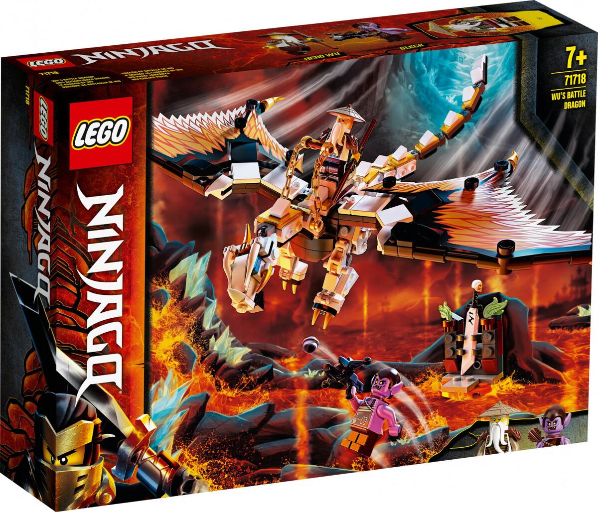 Bild 1 von Lego Ninjago Wus gefährlicher Drache