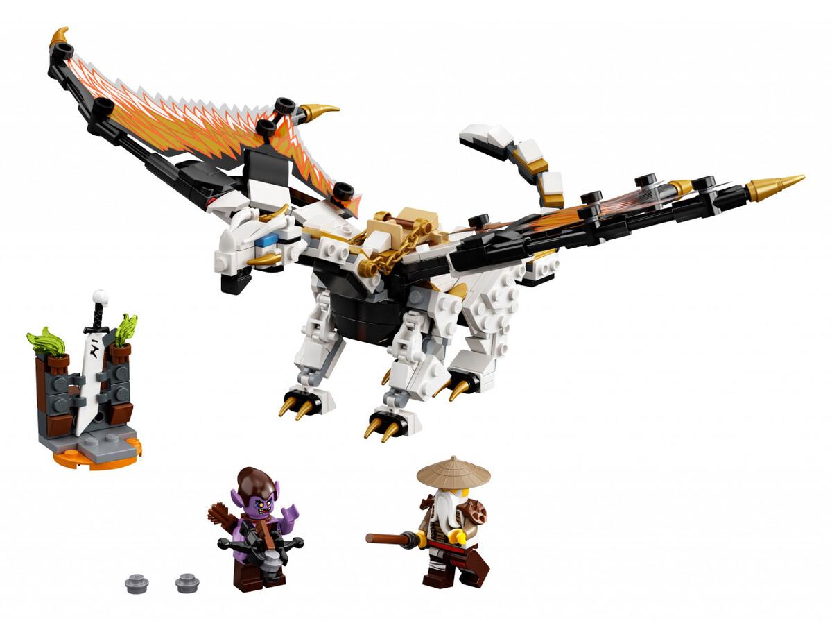 Bild 2 von Lego Ninjago Wus gefährlicher Drache