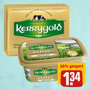 Kerrygold Butter oder Margarine