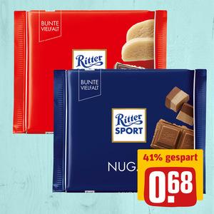 Ritter Sport Schokolade
