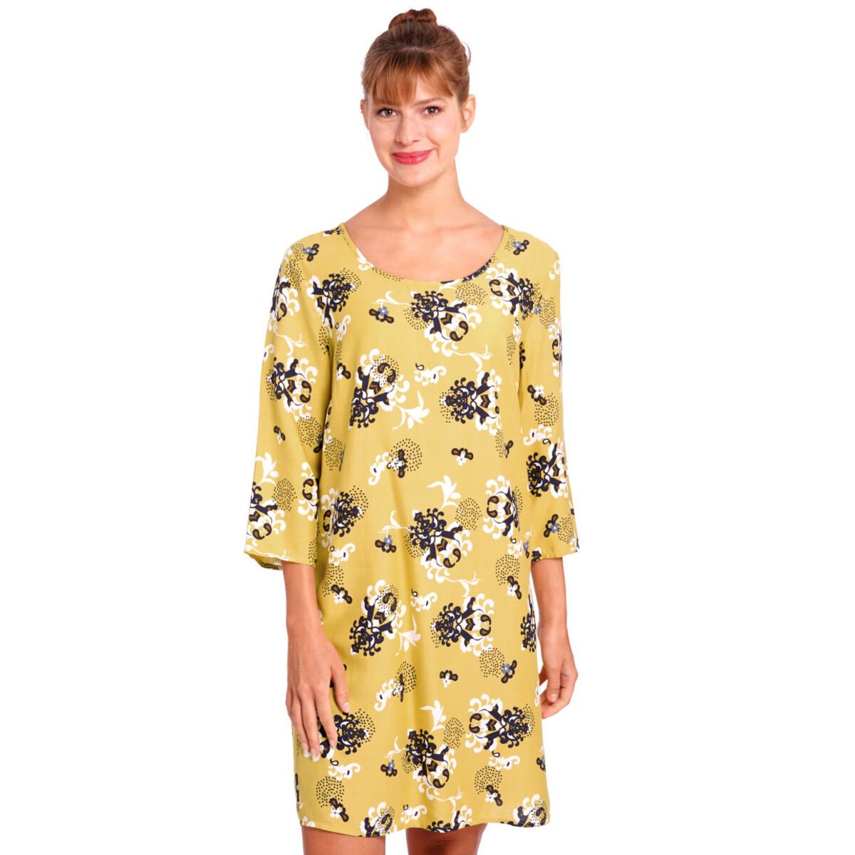Bild 2 von Damen Kleid mit Ornament-Muster
