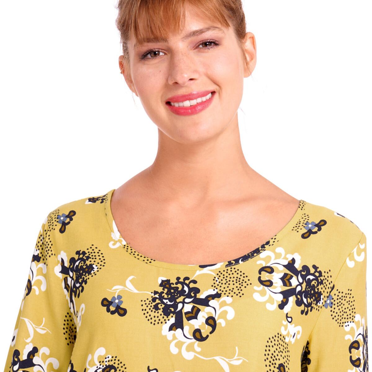 Bild 4 von Damen Kleid mit Ornament-Muster