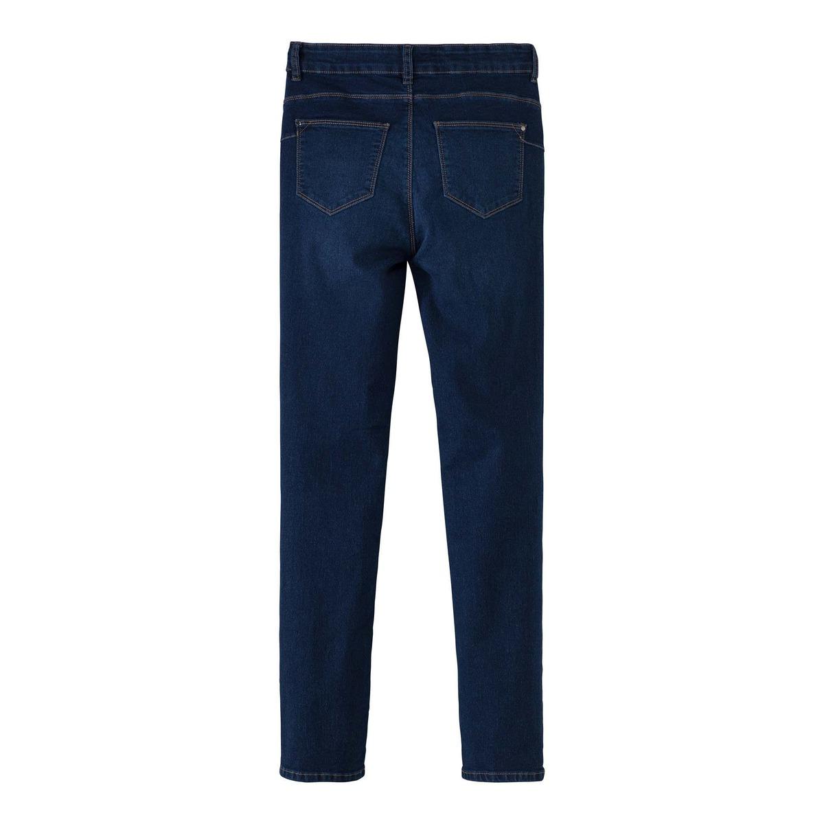 Bild 5 von Damen-Stooker-Jeans mit High-Waist-Cut, große Größen
