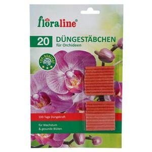 Floraline Düngestäbchen für Orchideen 20 Stück