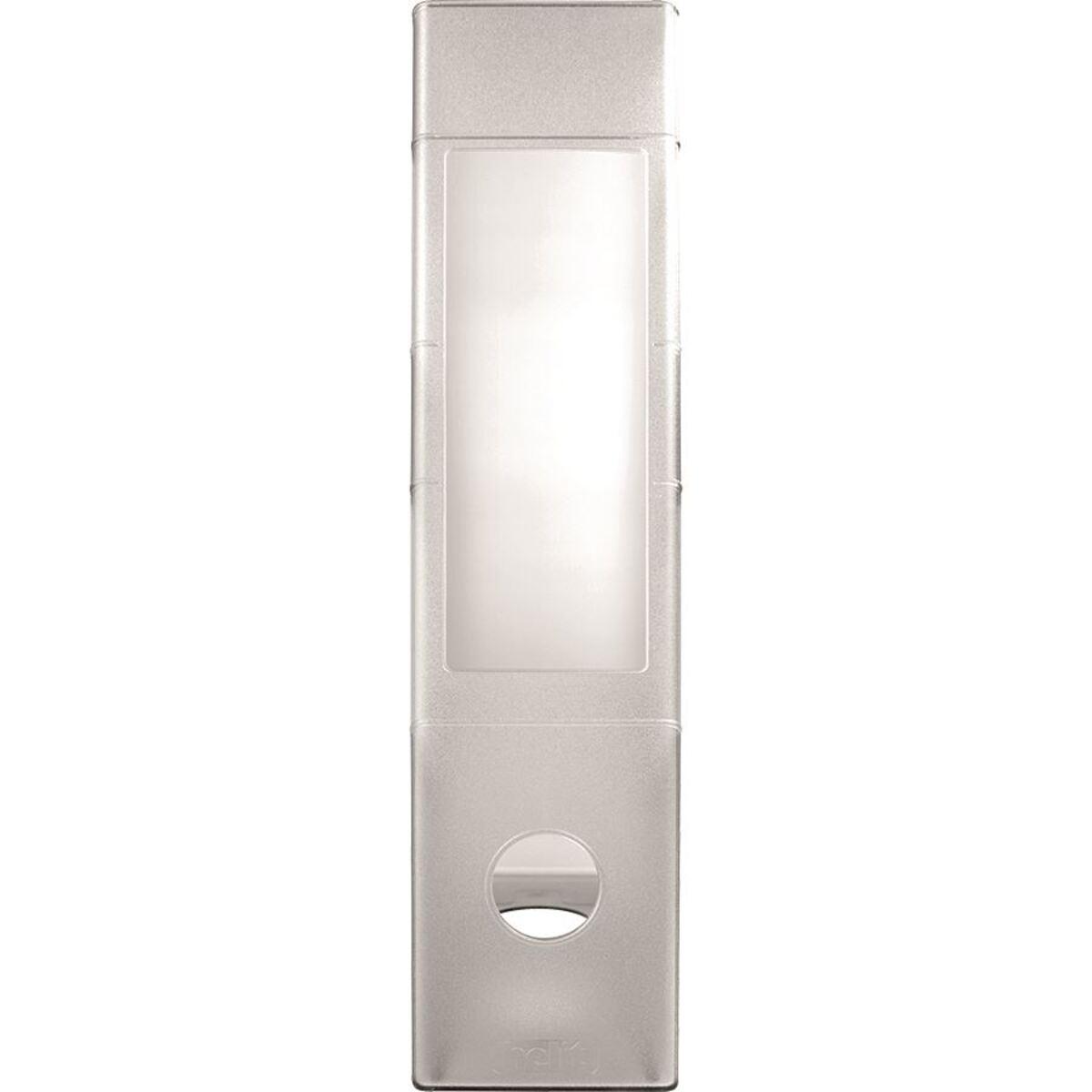 Bild 3 von Kunststoff-Stehsammler A4 Weiß-Transluzent