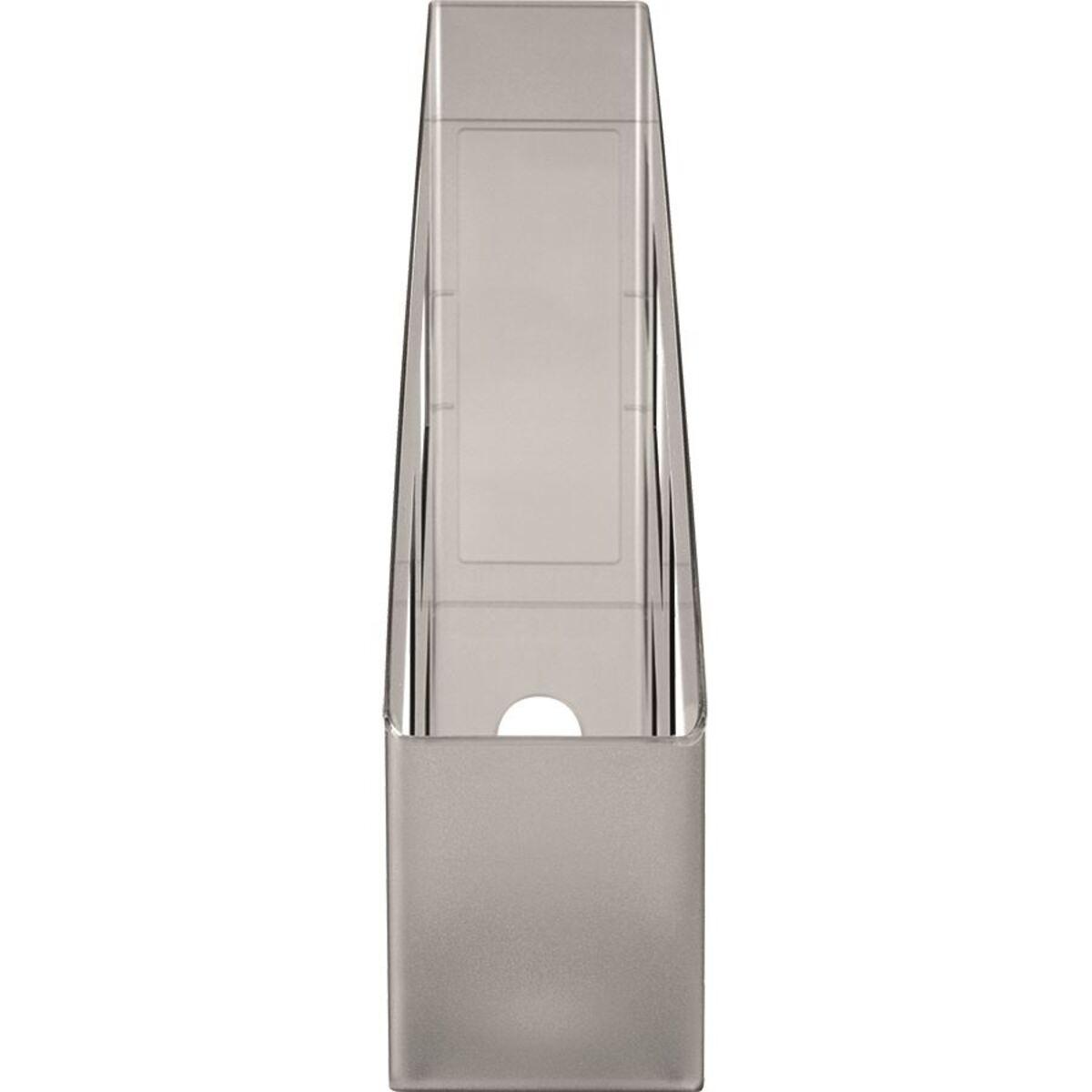 Bild 4 von Kunststoff-Stehsammler A4 Weiß-Transluzent