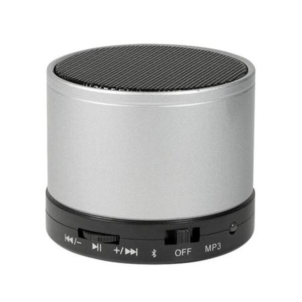 LogiLink Bluetooth Lautsprecher SP0051 Silber