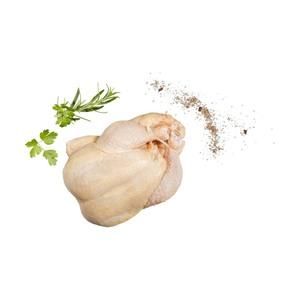 Frisches Hähnchen goldgelb, HKl. A, je 1 kg
