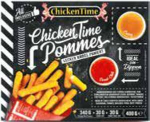 Chicken Time Pommes