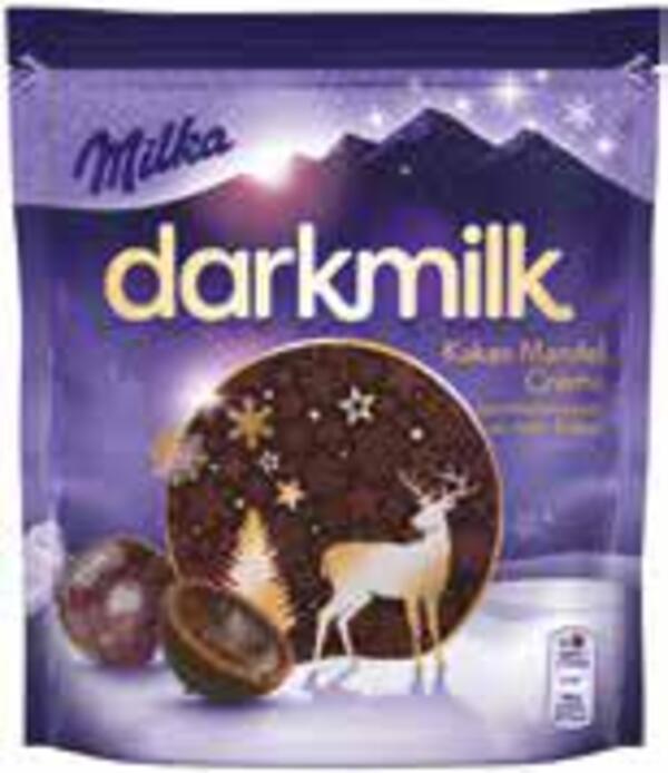 Milka Darkmilk Kugeln