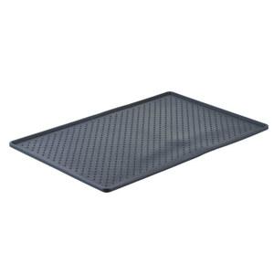 ProVida Abtropfmatte grau 44,5 x 28,6 x 0,5 cm