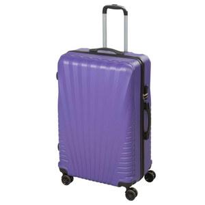 Koffer Größe L in Violet