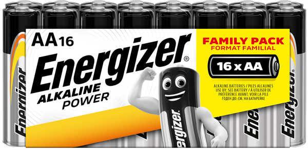 ENERGIZER  Alkaline-Batterien Mignon (AA)