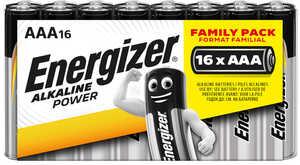 ENERGIZER  Alkaline-Batterien Micro (AAA)