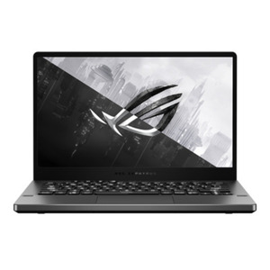 "ASUS ROG Zephyrus G14 GA401II-BM162T / 14"" FHD IPS / AniMe Matrix / AMD Ryzen 5 4600HS / 8GB RAM / 512GB SSD / GeForce GTX 1650 Ti / Windows 10 / grau"