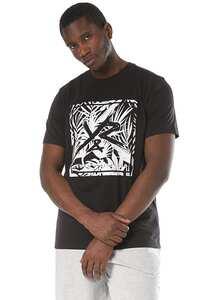 Young and Reckless Square Logo Griffon - T-Shirt für Herren - Schwarz