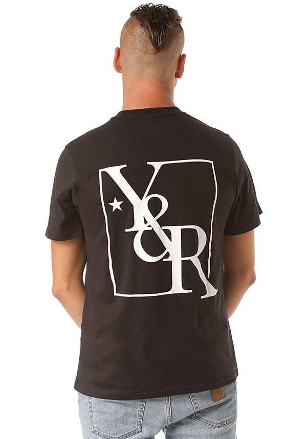 Young and Reckless Trademark - T-Shirt für Herren - Schwarz