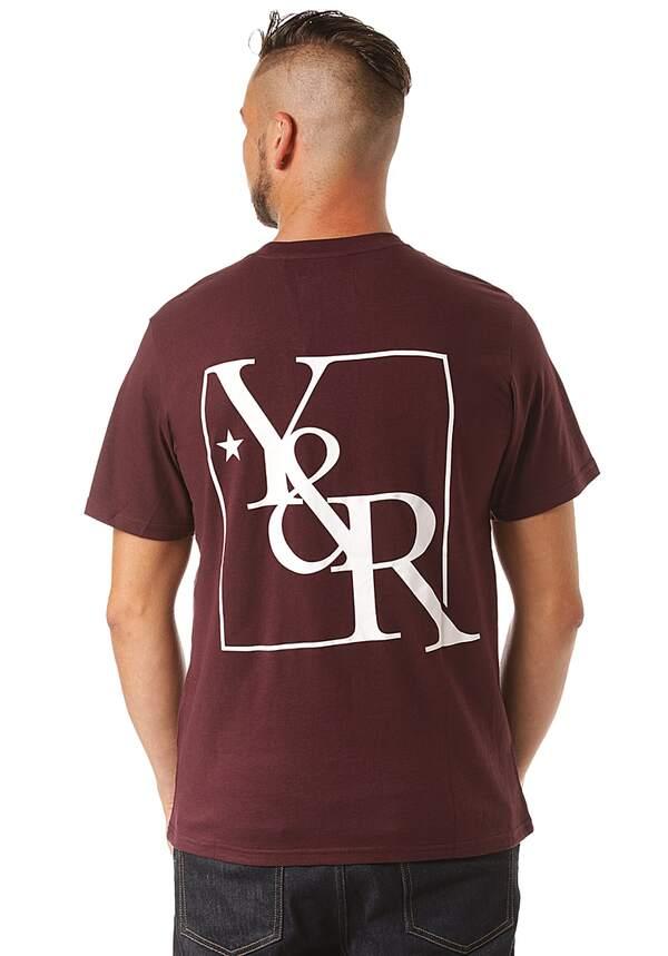 Young and Reckless Trademark - T-Shirt für Herren - Rot