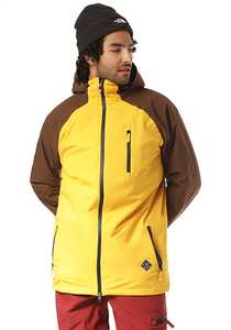 Light Slice - Snowboardjacke für Herren - Gold