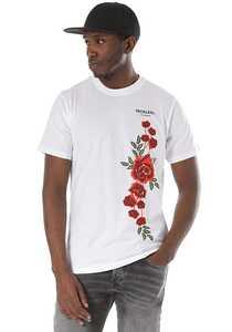 Young and Reckless Classic Rosebud - T-Shirt für Herren - Weiß