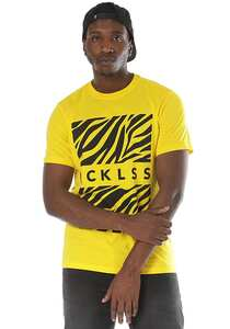 Young and Reckless Sahara - T-Shirt für Herren - Gelb