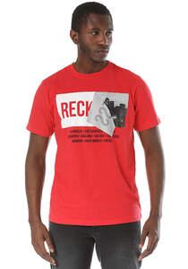Young and Reckless Exchange - T-Shirt für Herren - Rot