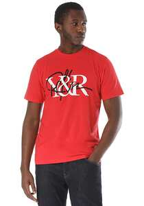 Young and Reckless Intertwined - T-Shirt für Herren - Rot