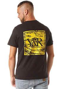 Young and Reckless Caspian - T-Shirt für Herren - Schwarz