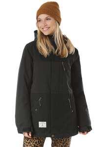 L1 Anwen - Snowboardjacke für Damen - Schwarz