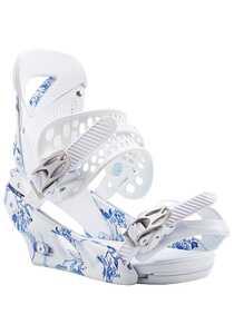 Burton Lexa - Snowboard Bindung für Damen - Weiß