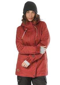 NITRO Aaran - Snowboardjacke für Damen - Rot