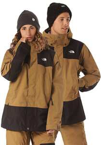 THE NORTH FACE Drt Skijacke - Braun