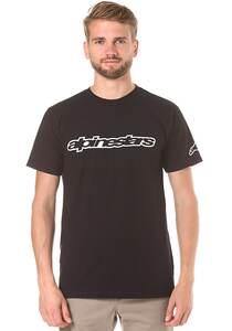 ALPINESTARS Wordmark - T-Shirt für Herren - Schwarz